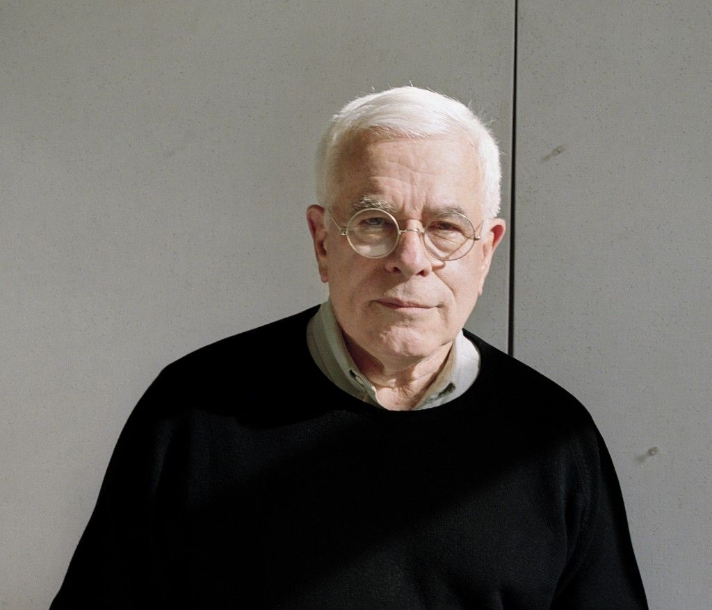 Peter Eisenman October 2007 Photo by: Chris Wiley