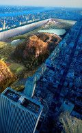 1_New York Horizon' won first place in the eVolo Skyscraper Competition 2016, but not everyone approves of it. Illustration by Yitan Sun and Jianshi Wu_PS