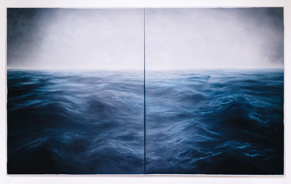 Time unrolling sea - Andrea Musa
