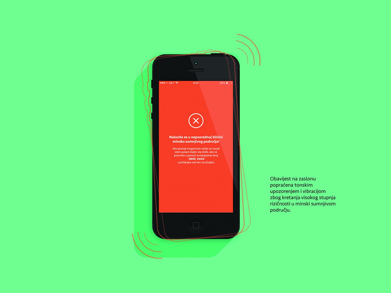 aplikacija na temelju lokacije