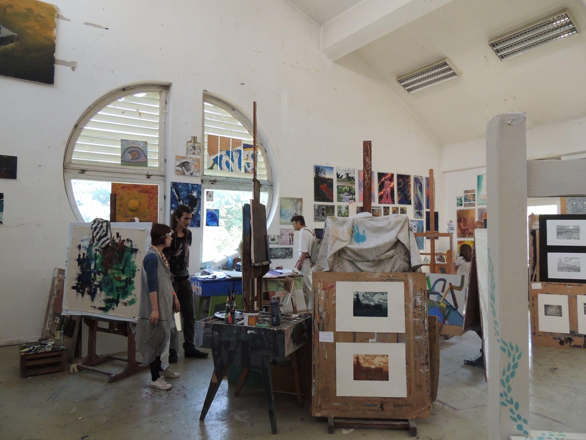 Upoznavanje studenata umjetnosti