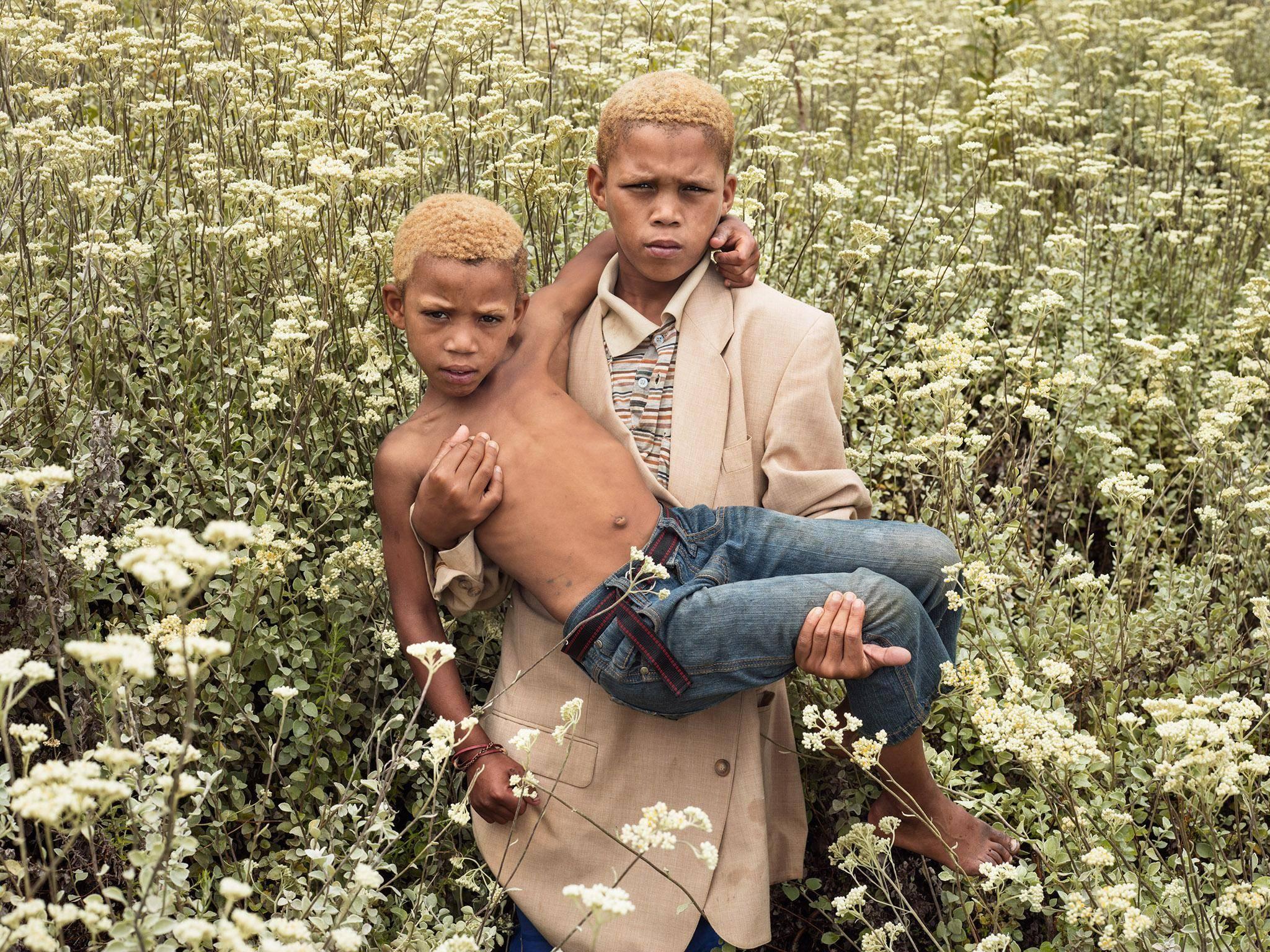 Jebeni pravi afrički tinejdžeri