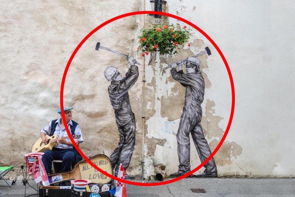 Umjetnost u tkivu grada