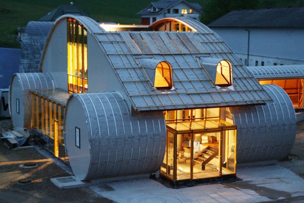Automobili, arhitektura, potresi